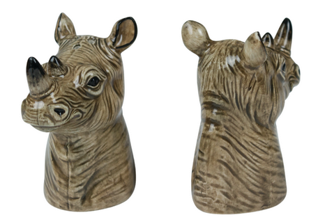 Rhino Salt & Pepper